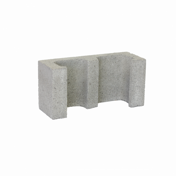 150mm_Clean_Out_Block_Grey