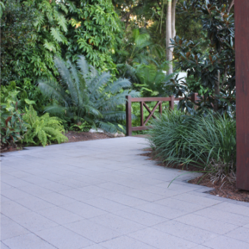 Charcoal_large_format_paver_used_as_a_walkway_at_a_Botanical_Garden